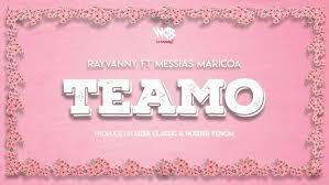 rayvann - #Tanzania: Video: Rayvanny ft Messias Maricoa - Teamo (Dir By Eris Mzava)