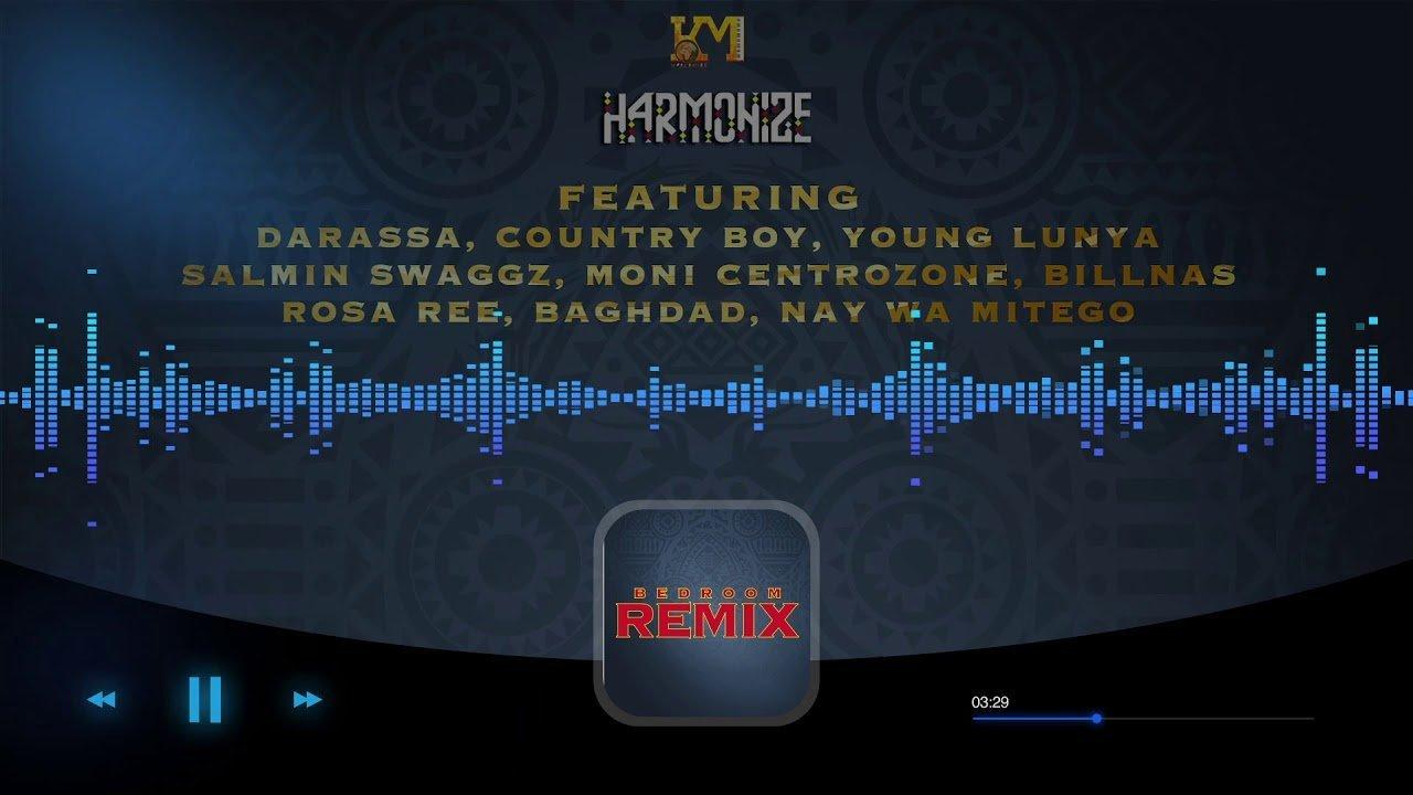 Harmonize   Bedroom Remix Ft Darassa Rosa Ree Nay Wa Mitego - #Tanzania: Music: Harmonize – Bedroom (Remix) Ft. Darassa, Rosa Ree, Nay Wa Mitego