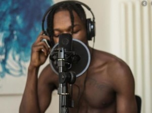 Naira Marley In The Studio - #News: Naira Marley has reportedly Turned Himself In To The Police