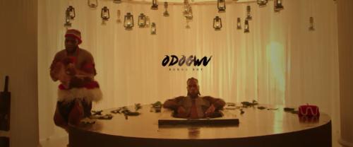Odogwu video cover - #Nigeria: Video: Burna Boy – Odogwu (Dir By TG Omori)