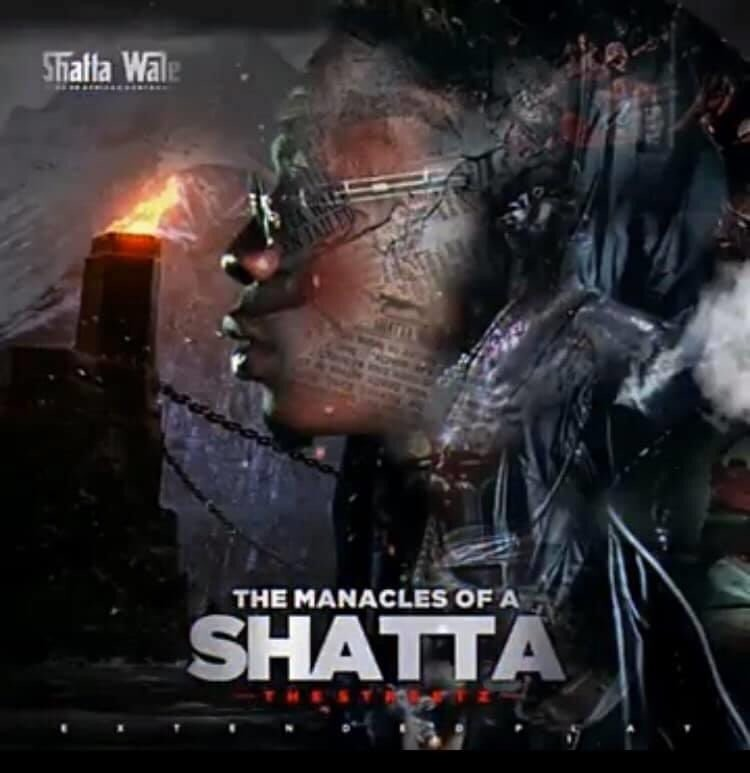 Shatta Wale   The Manacles Of A Shatta EP Full Album 1 2 - #Ghana: Music: Shatta Wale – Book Of Psalms