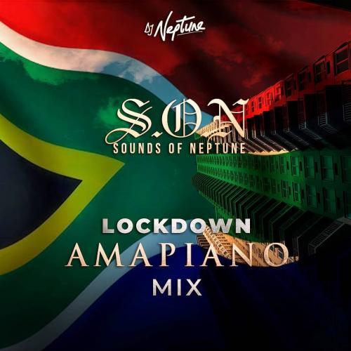 DJ Neptune   Sounds Of Neptune Lockdown Amapiano Mix Naijaremix - #Mixtape: DJ Neptune – Sounds Of Neptune (Lockdown Amapiano Mix)