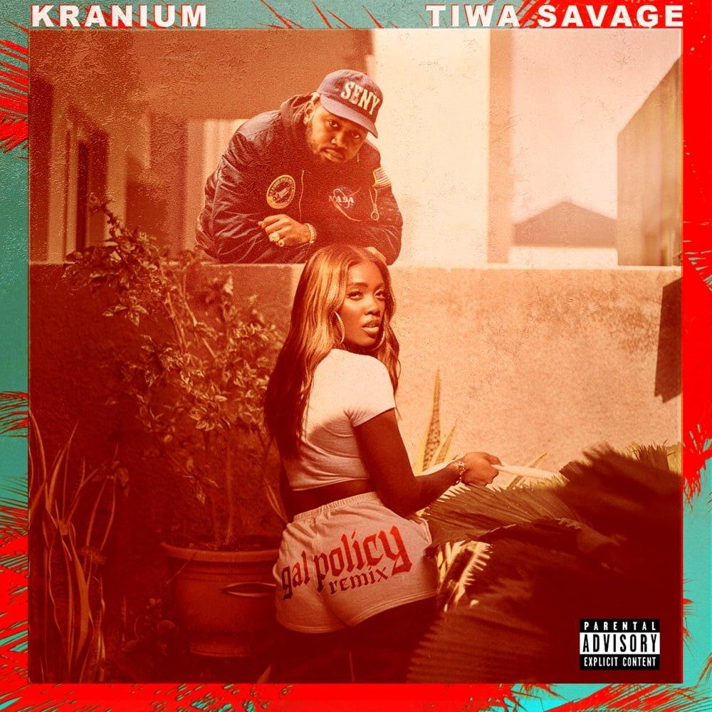 Kranium Gal Policy Remix - #Nigeria: Music: Kranium ft. Tiwa Savage – Gal Policy (Remix)