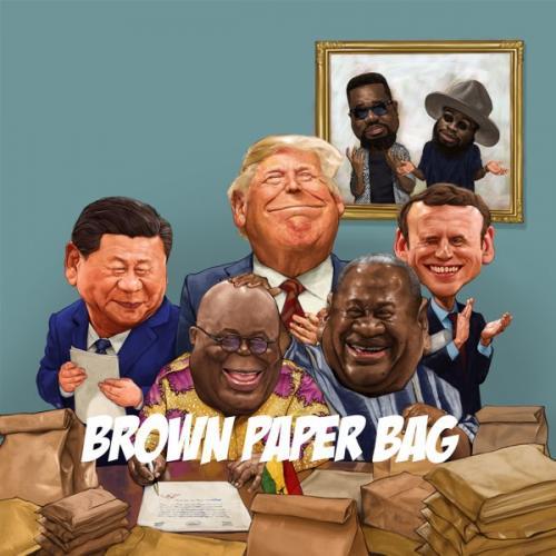Sarkodie   Brown Paper Bag Ft Manifest  Naijaremix - #Ghana: Music: Sarkodie – Brown Paper Bag Ft. M.anifest