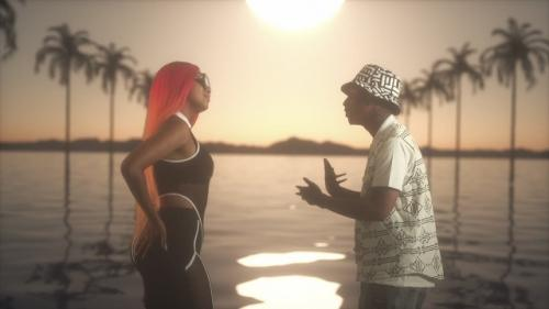 VIDEO Nadia Nakai Ft Emtee DJ Capital   40 Bars Naijaremix - #Southafrica: Video: Nadia Nakai Ft. Emtee, DJ Capital – 40 Bars