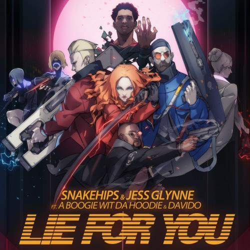 Snakehips  Jess Glynne   Lie For You Ft Davido A Boogie Wit Da Hoodie Naijaremix - #Nigeria: Music: Snakehips & Jess Glynne – Lie For You Ft. Davido, A Boogie Wit Da Hoodie