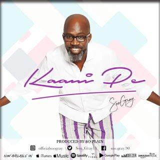 KAANI PE - #Nigeria: Music: Soo Gray - Kaani Pe |@soo_gray11