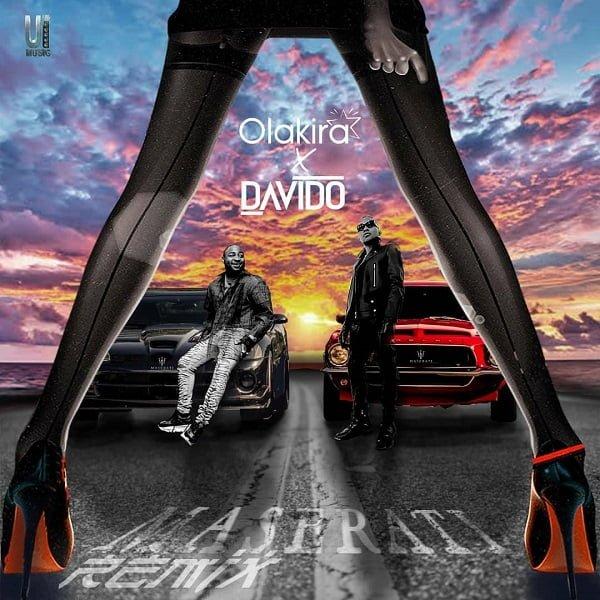 Olakira Maserati Remix Cover - #Nigeria: Music: Olakira ft. Davido – Maserati (Remix)