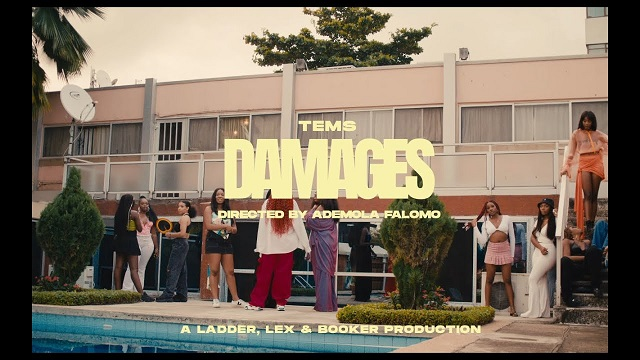 Tems Damages Video - #Nigeria: Video: Tems – Damages