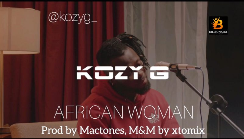 image 1 - #Nigeria: Music: Kozy G - African Woman | @KozyG_