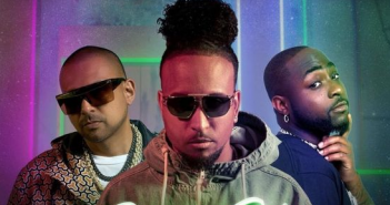 Dream Girl Remix art 351x185 - #Intl: Video: Sean Paul x Ir Sais x Davido – Dream Girl