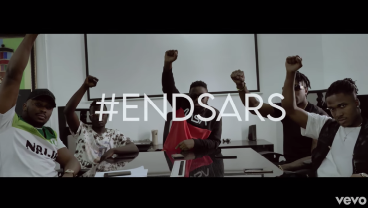 Screen Shot 2020 10 13 at 10.35.33 PM 740x420 1 - #Nigeria: Video: Magnito – #EndSars