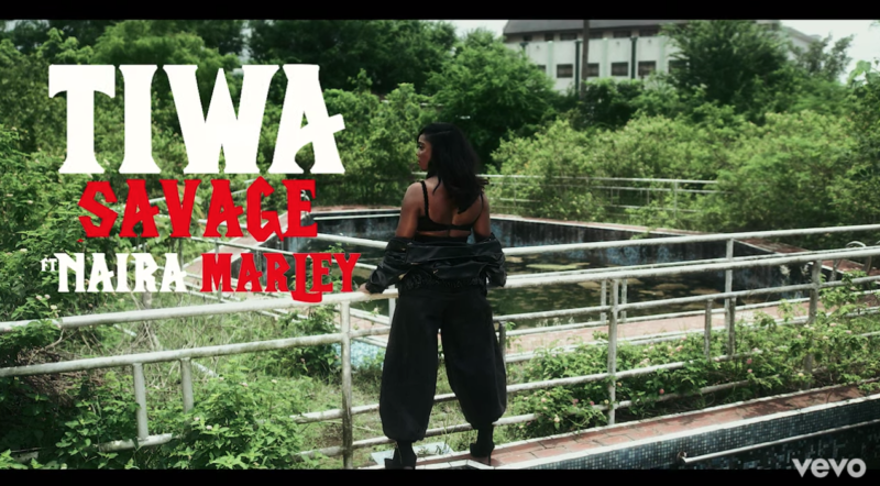 Screen Shot 2020 10 30 at 8.42.31 AM 2 - #Nigeria: Video: Tiwa Savage – Ole ft. Naira Marley (Dir By Clarence Peters)