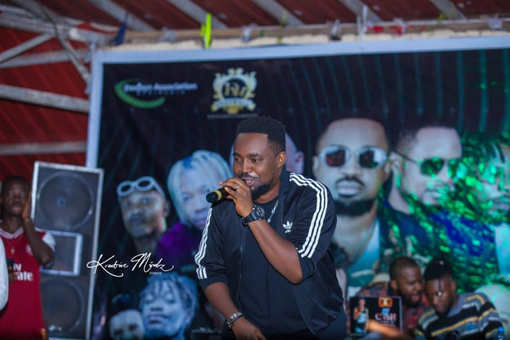IMG 20201224 WA0004 1024x683 - Oodera and DeepWell Entertainment partners with DJAN on their Rave even as he hosts All OAPs in Enugu