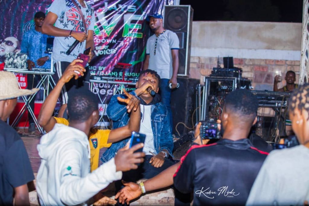 IMG 20201224 WA0009 1024x683 - Oodera and DeepWell Entertainment partners with DJAN on their Rave even as he hosts All OAPs in Enugu
