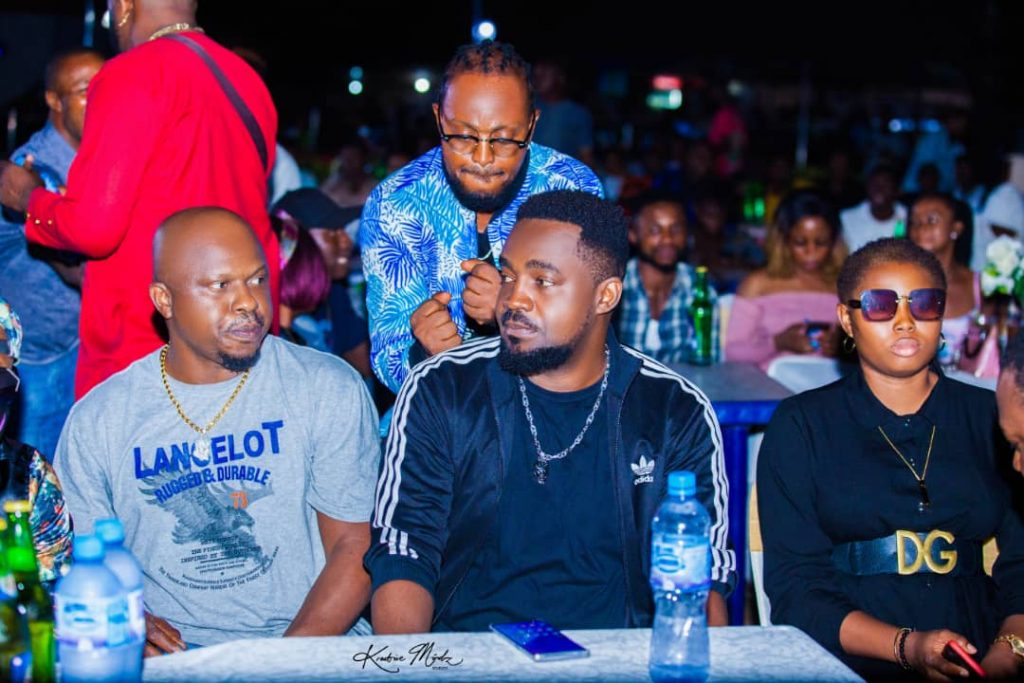 IMG 20201224 WA0015 1024x683 - Oodera and DeepWell Entertainment partners with DJAN on their Rave even as he hosts All OAPs in Enugu