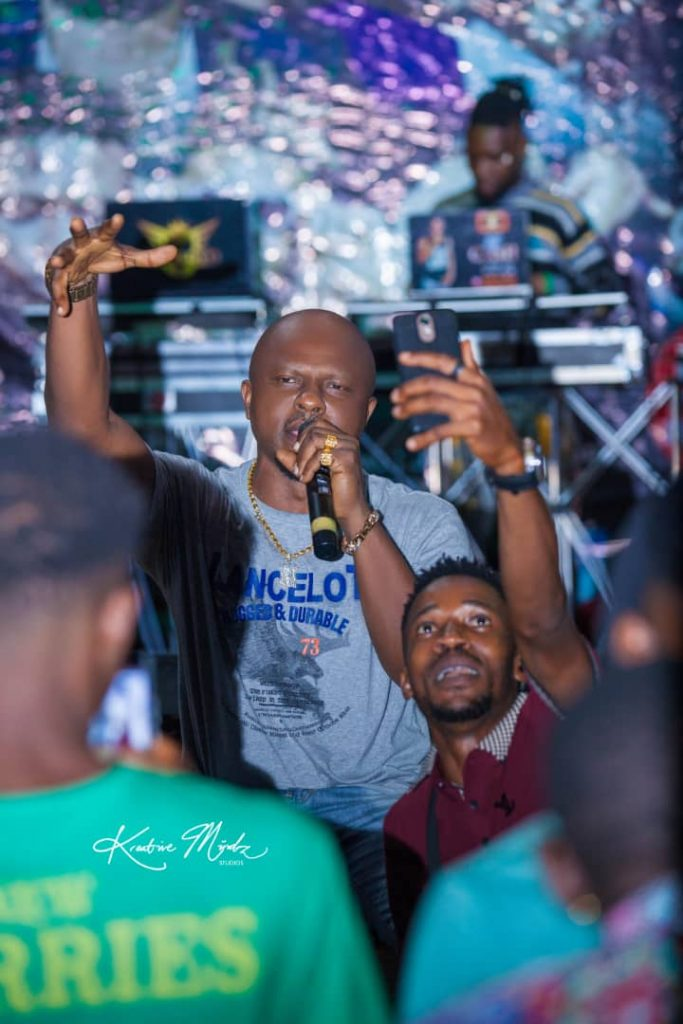 IMG 20201224 WA0019 683x1024 - Oodera and DeepWell Entertainment partners with DJAN on their Rave even as he hosts All OAPs in Enugu