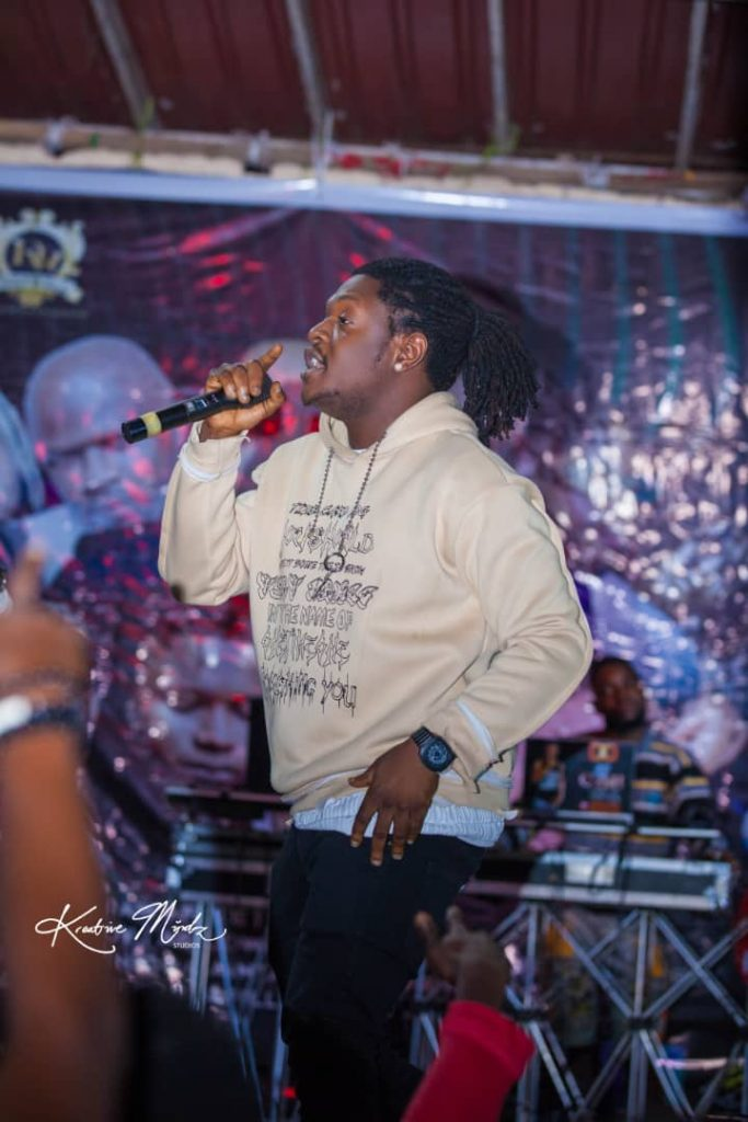 IMG 20201224 WA0037 683x1024 - Oodera and DeepWell Entertainment partners with DJAN on their Rave even as he hosts All OAPs in Enugu