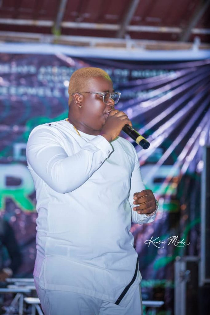 IMG 20201224 WA0049 683x1024 - Oodera and DeepWell Entertainment partners with DJAN on their Rave even as he hosts All OAPs in Enugu
