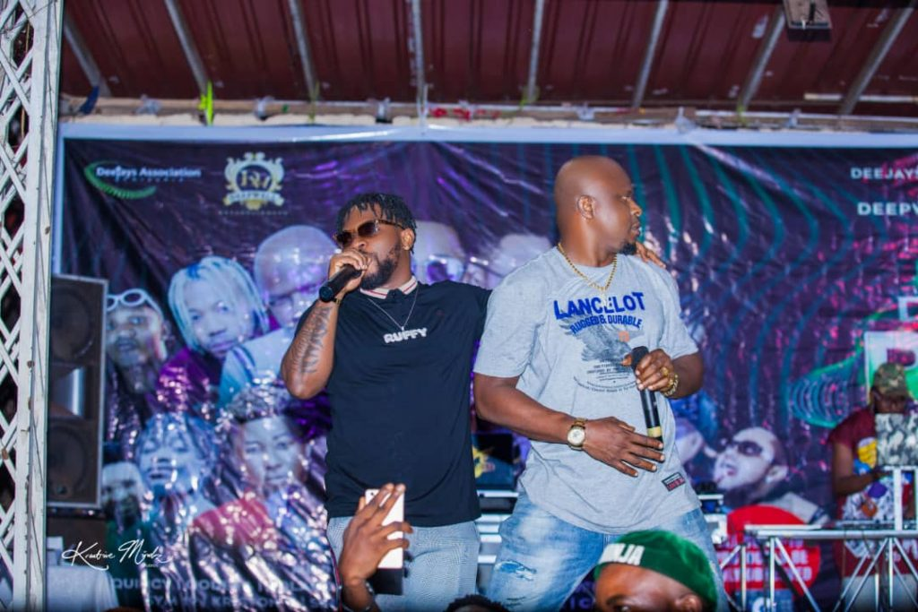 IMG 20201224 WA0053 1024x683 - Oodera and DeepWell Entertainment partners with DJAN on their Rave even as he hosts All OAPs in Enugu