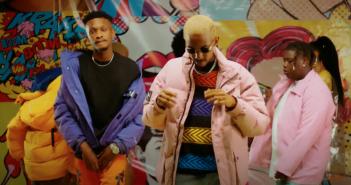 1 351x185 - #Nigeria: Video: DJ Consequence ft. Barry Jhay, Frescool, Jason – JO!!! (Dance)