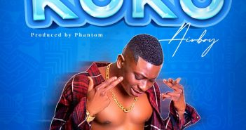 WhatsApp Image 2020 12 04 at 7.53.22 AM 351x185 - #Nigeria: Music: Airboy – Koko (Prod. by Phantom)